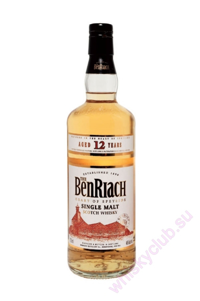 The BenRiach 12 Year Old