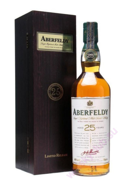 Aberfeldy 25 Year Old