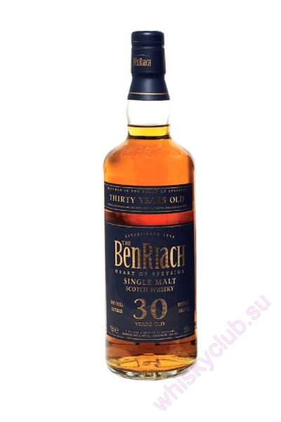 The BenRiach 30 Year Old