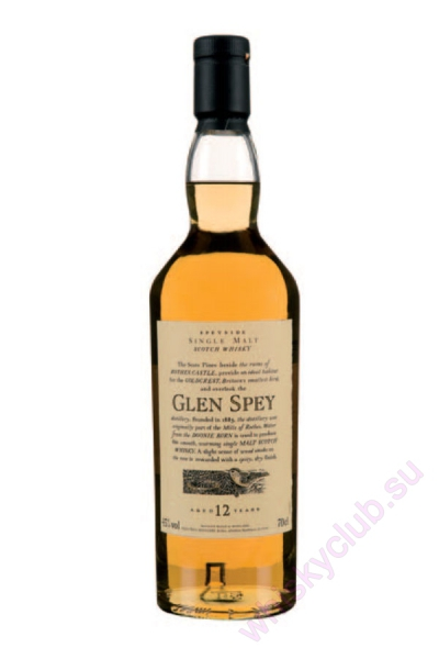 Glen Spey Flora & Fauna 12 Year Old