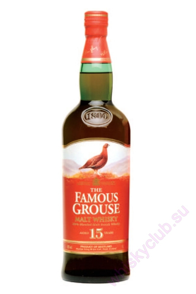 The Famous Grouse 15 Year Old