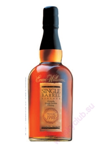 Evan Williams Single Barrel 1998 Vintage