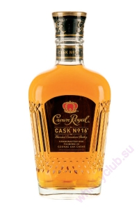 Crown Royal Cask No 16