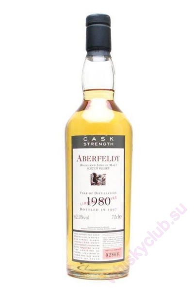 Aberfeldy 1980 17 Year Old