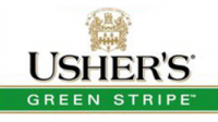 Usher's Green Stripe