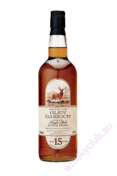Glen Garioch 15 Year Old