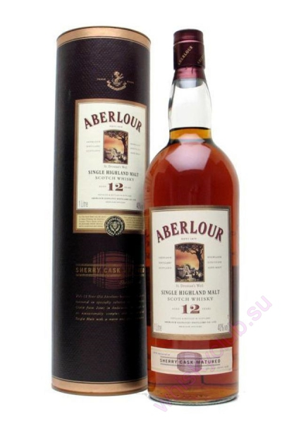 Aberlour Oloroso Sherry Matured 12 Year Old