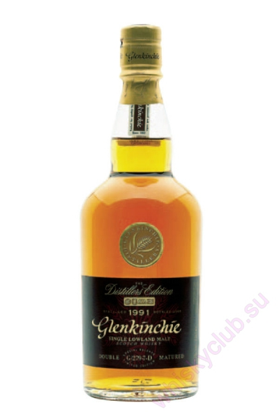 Glenkinchie Distillers Edition 1991