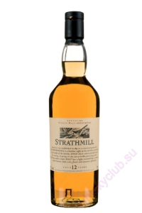 Strathmill Flora & Fauna 12 Year Old
