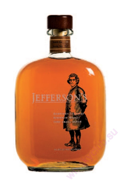 Jefferson's Small Batch 8 Year Old