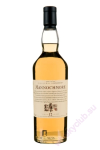 Mannochmore Flora & Fauna 12 Year Old