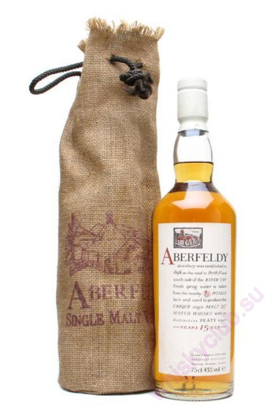 Aberfeldy 1980 15 Year Old