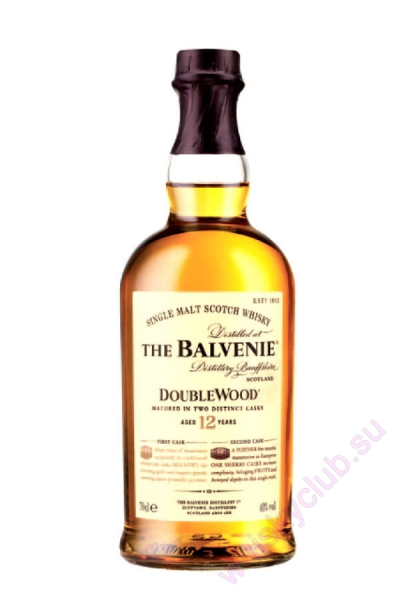 The Balvenie Doublewood 12 Year Old