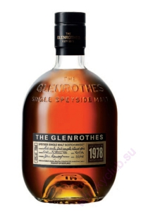 The Glenrothes 1978