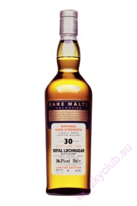 Royal Lochnagar 30 Year Old