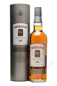 Aberlour Sherry Cask Finish 10 Year Old