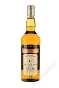 Dallas Dhu Rare Malts 21 Year Old