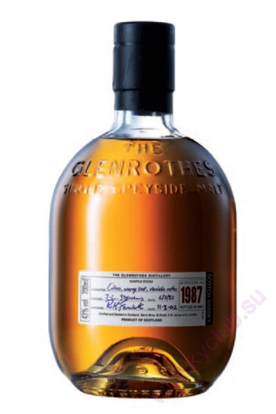 The Glenrothes 1987