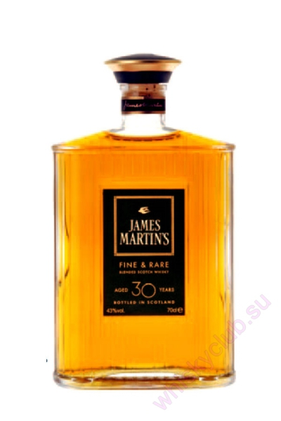 James Martin's 30 Year Old
