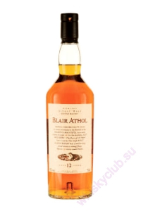 Blair Athol Flora & Fauna 12 Year Old