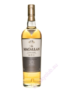 The Macallan Fine Oak 10 Year Old
