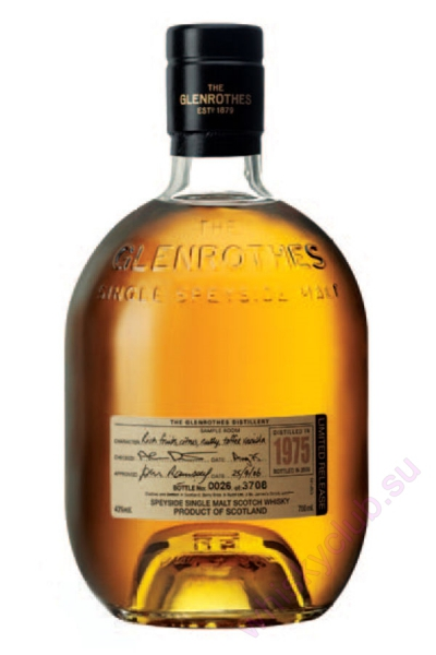 The Glenrothes 1975