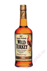 Wild Turkey 80 Proof