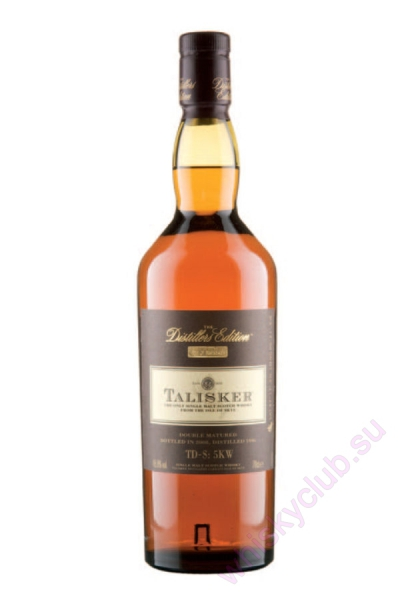 Talisker Distillers Edition 1996