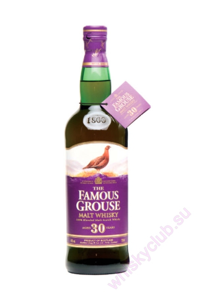 The Famous Grouse 30 Year Old