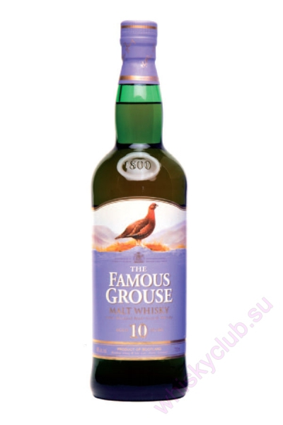 The Famous Grouse 10 Year Old