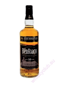 The BenRiach Curiositas 10 Year Old