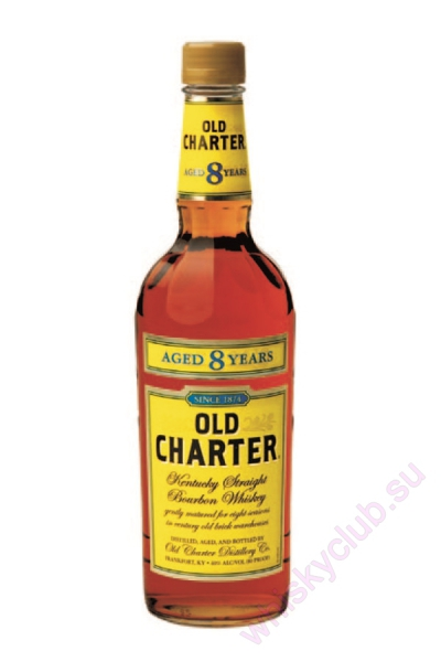 Old Charter 8 Year Old