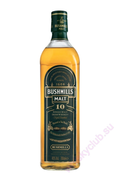 Bushmills Malt 10 Year Old