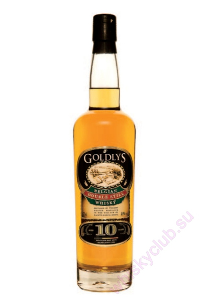 Goldlys 10 Year Old