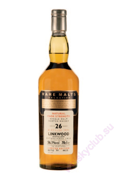 Linkwood Rare Malts 26 Year Old