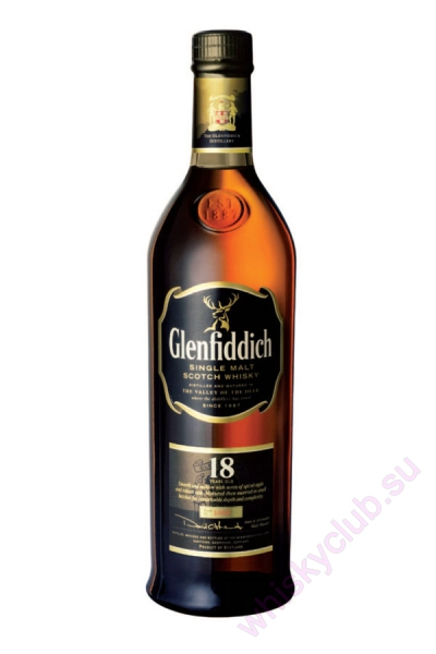 Glenfiddich 18 Year Old Solera Reserve
