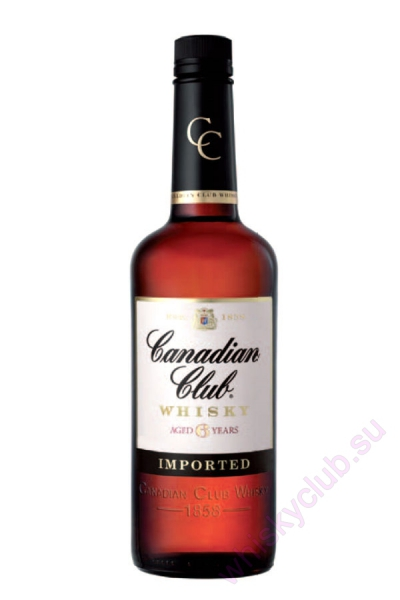 Canadian Club 6 Year Old 100 Proof