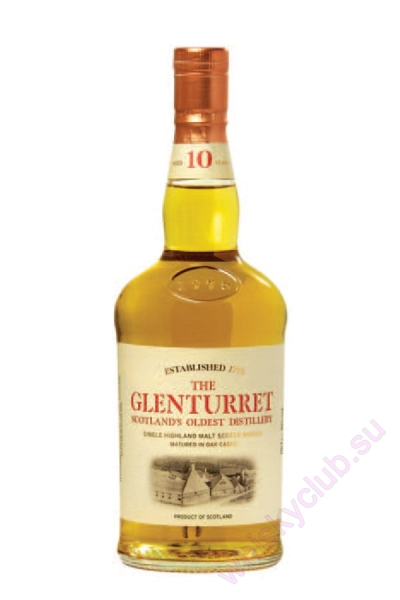 The Glenturret 10 Year Old