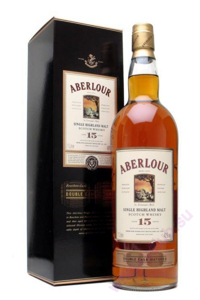 Aberlour Double Cask Matured 15 Year Old