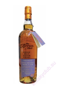 Arran Fino Sherry Wine Cask