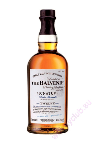 The Balvenie Signature 12 Year Old