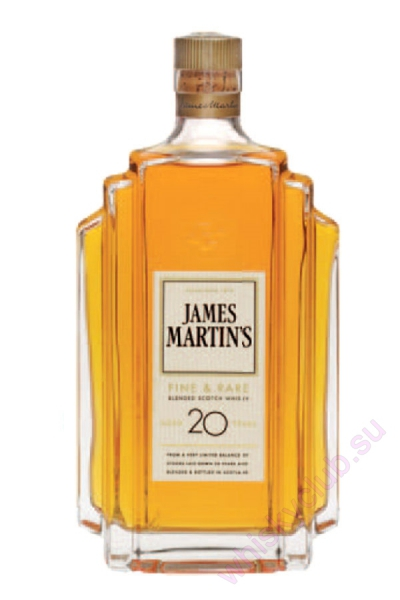 James Martin's 20 Year Old