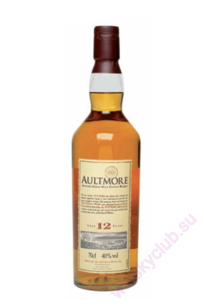 Aultmore Flora & Fauna 12 Year Old