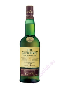 The Glenlivet French Oak Reserve 15 Year Old