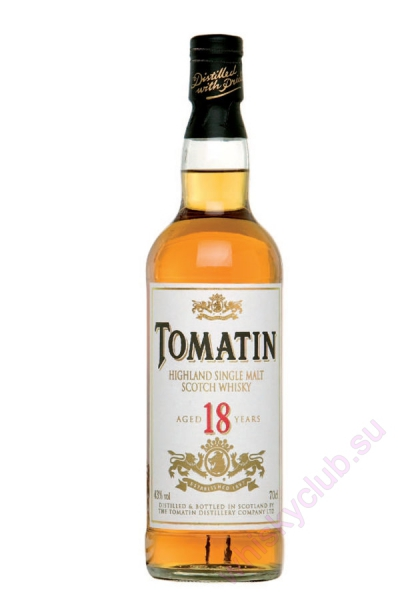 Tomatin 18 Year Old