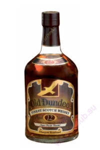 Old Dundee 12 Year Old